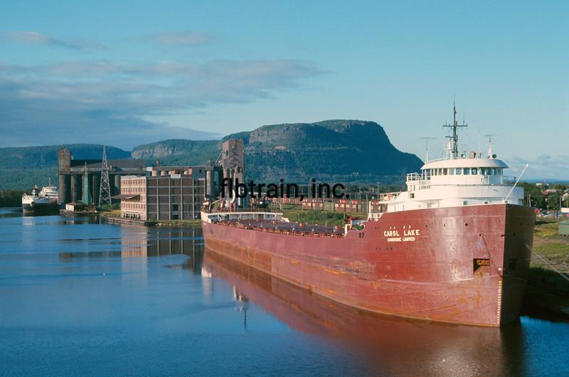 SHIP1974090074 - Grain Ship, Thunder Bay, Canada, 9-1974