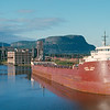 SHIP1974090074 - Grain Ship, Thunder Bay, Canada, 9-1974