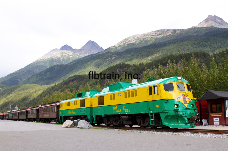 WPY2015080321 - White Pass & Yukon, Skagway, AK, 8/2015