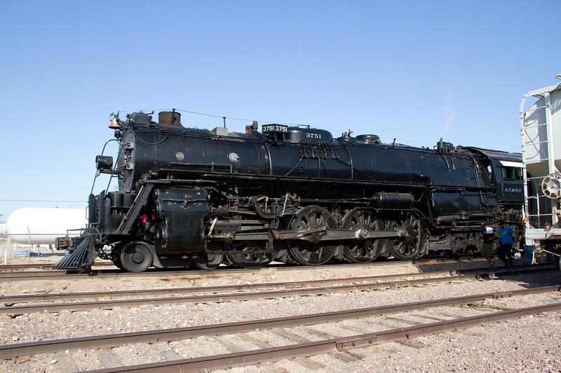 SF2012050208 - Santa Fe 3751, Parker, AZ, 5/2012