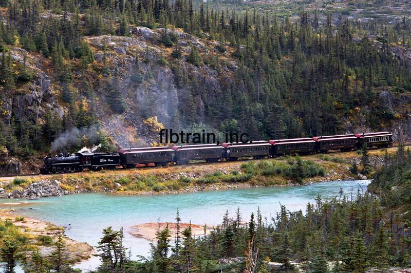 WPY2015094111 - White Pass & Yukon, Meadows/Frazer, BC, 9/2015