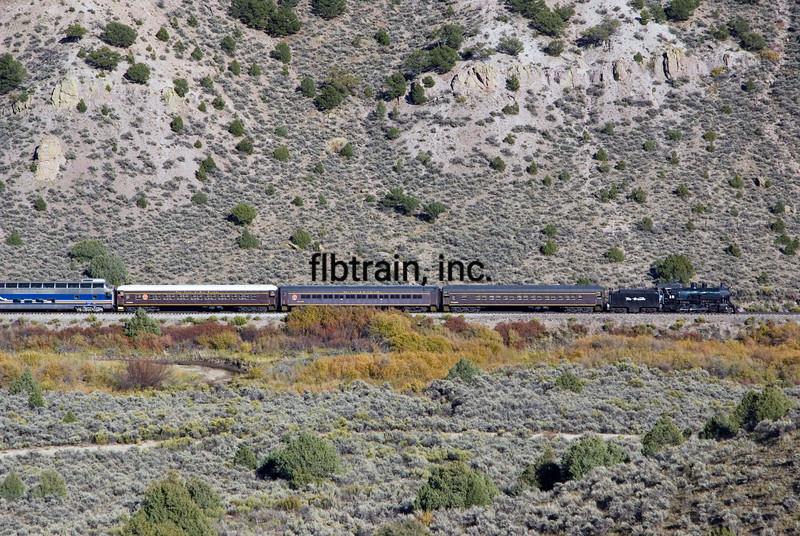 SLRG2008106001 - San Luis & Rio Grande, Fort Garland, CO, 10/2008