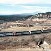 AM1973110033 - Amtrak, Raton Pass, NM, 11/1973