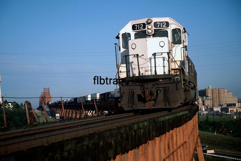 KCS1993050005 - Kansas City Southern, Baton Rouge, LA 5/1993