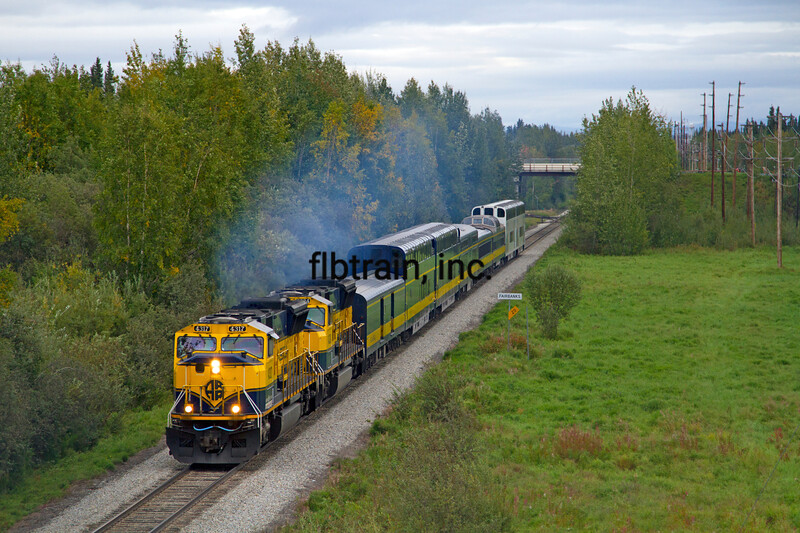 ARR2015080420 - Alaska RR, Fairbanks, AK, 8/2015.
