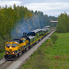 ARR2015080420 - Alaska Railroad, Fairbanks, AK, 8/2015.