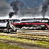 NW2016040867 - Norfolk & Western 611, Spencer Shops, NC, 4/2016
