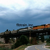 BNSF1999072039 - BNSF, Larkspur, CO, 7/1999