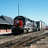 SP1995020009 -  Southern Pacific, New Iberia, LA, 2/1995