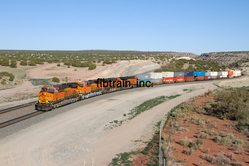 BNSF2012051832 - BNSF, Abo Canyon, NM, 5/2012