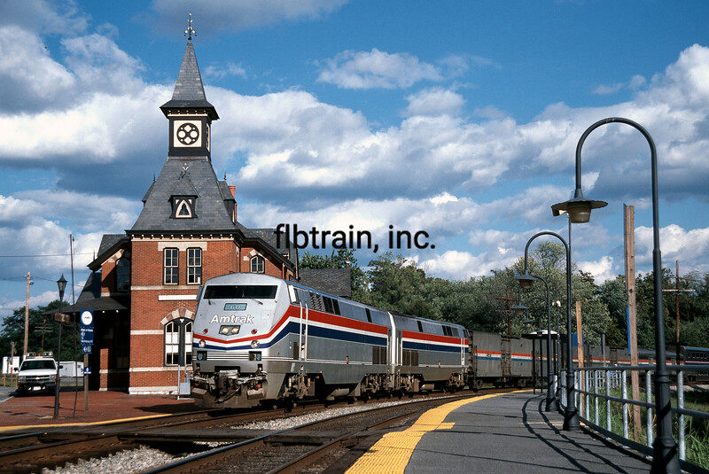 AM1998090005 - Amtrak, Point of Rocks, MD, 9/1998