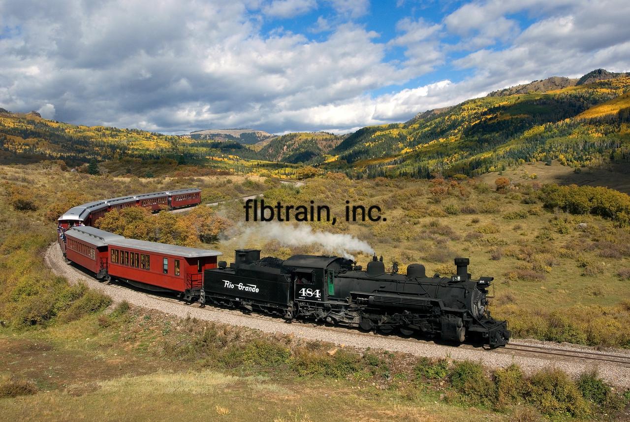 CT2008104701 - Cumbres & Toltec, Cresco, NM, 10/2008