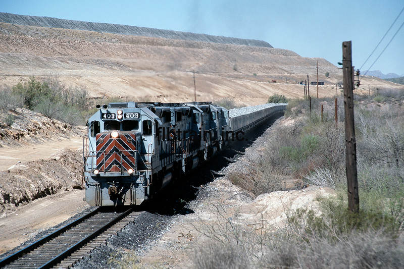 CBRY1999040005 - Copper Basin, Hayden, AZ, 4/1999