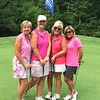 From left, Laura Leslie of Lowell, Christine Hart of Westford, Erin Hart of Chelmsford and Kelly Dunn of Lowell