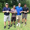 From left, Shane Wood of Clearwater, Fla., Jody Dupuis of Lowell, founder Steve Chamberland of Tampa, Fla., and Jay Elston of Hudson