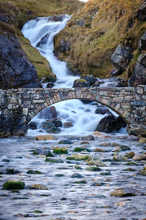 Bridge and Falls: Durness