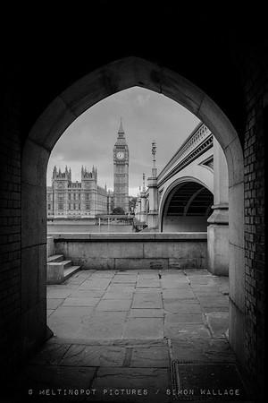 Westminster Framed