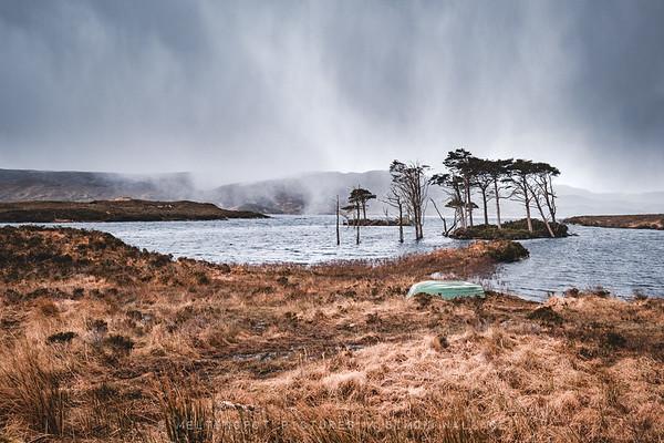 Winter is Coming: Loch Ewe