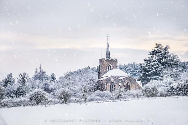Snow Scene #3