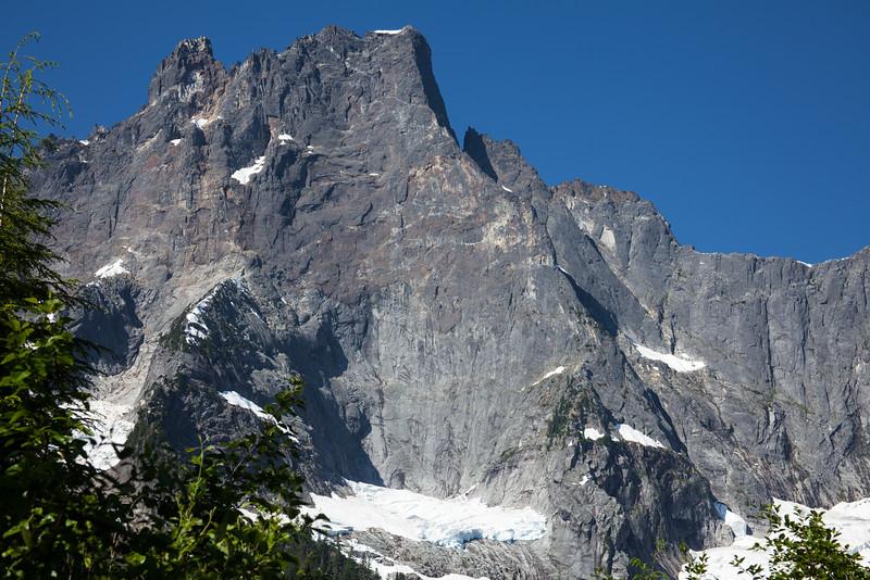 Mt Slesse, BC, Canada