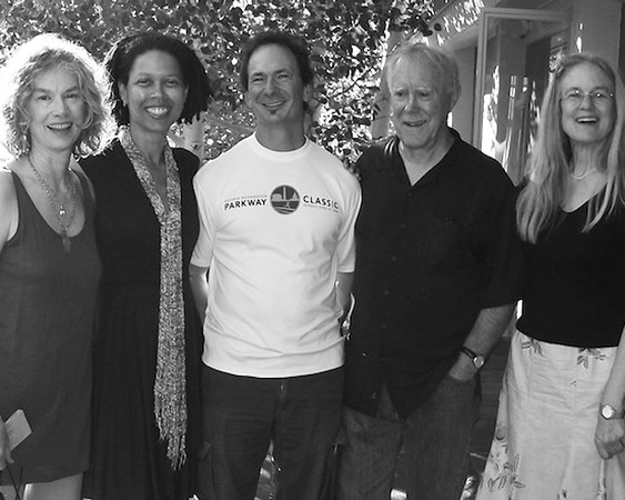 Brenda, Evie, Forrest, Bob & Sharon