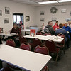 The 50/50 Diner in Fitchburg has just turned 20 years old and the owners sat down to talk about it on Thursday, Jan. 23, 2020. A view of the room they added on to the diner after they bought it so they could have more seating. SENTINEL & ENTERPRISE/JOHN LOVE