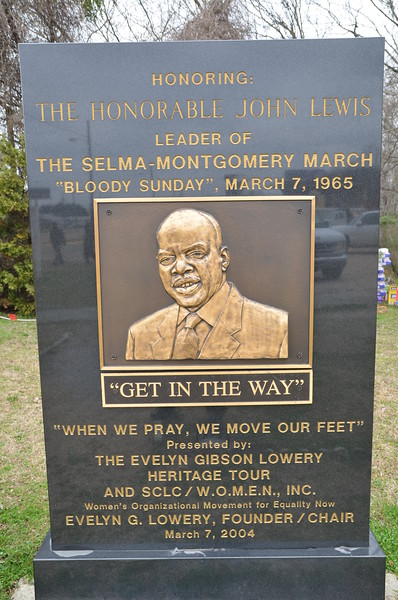 50th  Anniv. Of Bloody Sunday Selma Al.