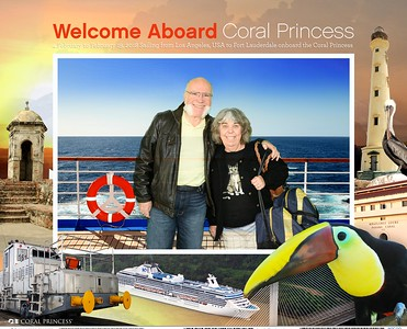 50th Anniversary Panama Canal Cruise Albums