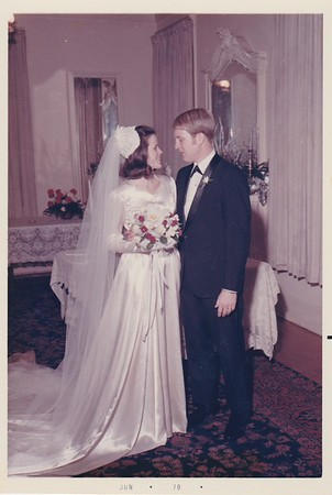Married December 29, 1969