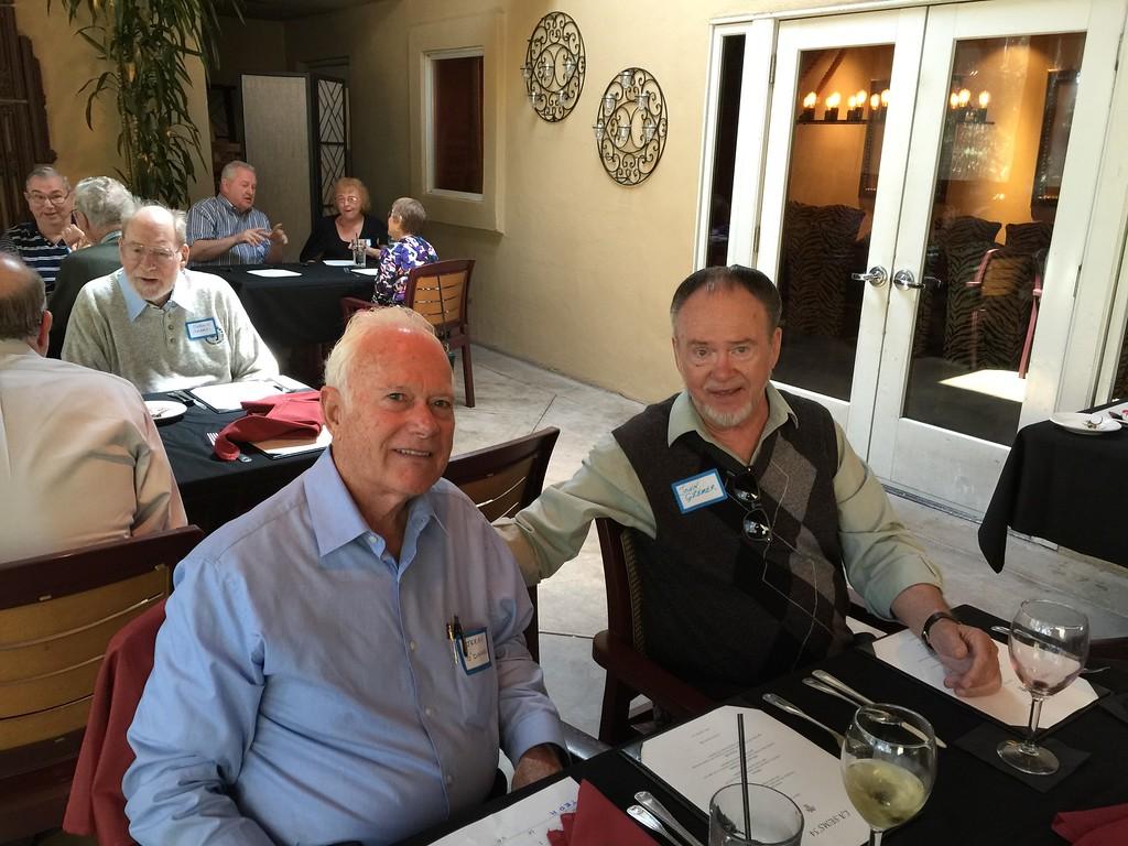 50th Class Reunion at Cedar Creek Inn in Brea, California on Thursday, May 19, 2016 @ 1:00 PM