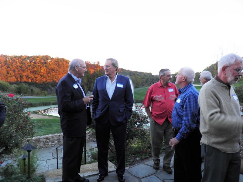 Bob Plotts and Scott Glaus