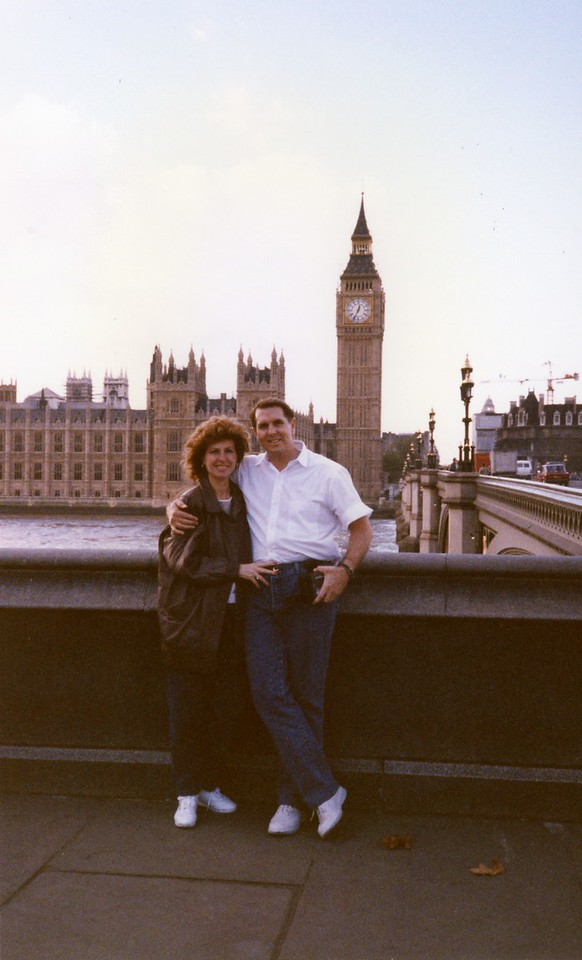 Vacation to England