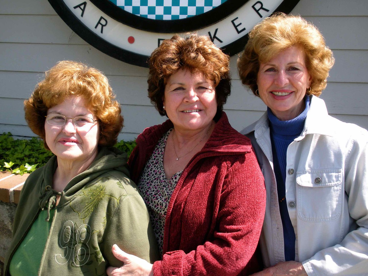 Joanne's Birthday Party at the Deli on March 23, 2009 with Betty, Ellen and Tom