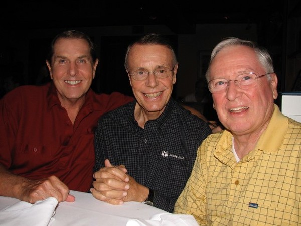 Celebration of Tom and Lloyd's Birthday with dinner at Spaghettini's with Betty and Jerry Wilkerson - 20