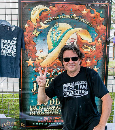 Music Jam Productions Florida Jazz & Blues Jam at Sunset Cove 5/14/16