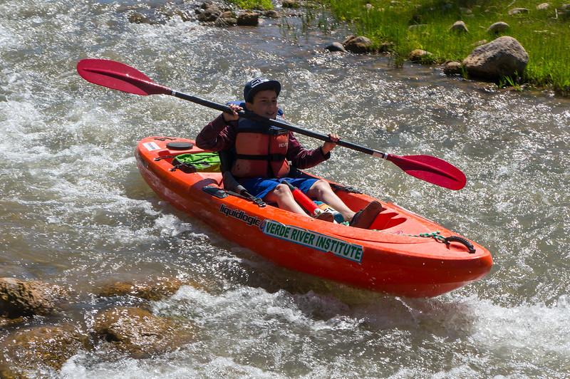Verde River Institute Float Trip, Tapco to Tuzi, 5/15/17