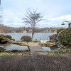 Exter-Patio and Double Fountain to Lake