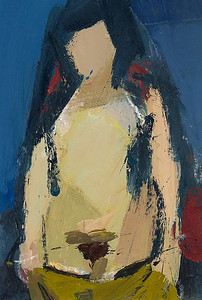 Nude Girl (after Van Dongen)
