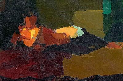 Odalisque (after Delacroix)