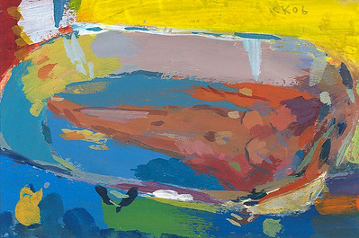 Nude in Bath with Yellow Pitcher (after Bonnard)