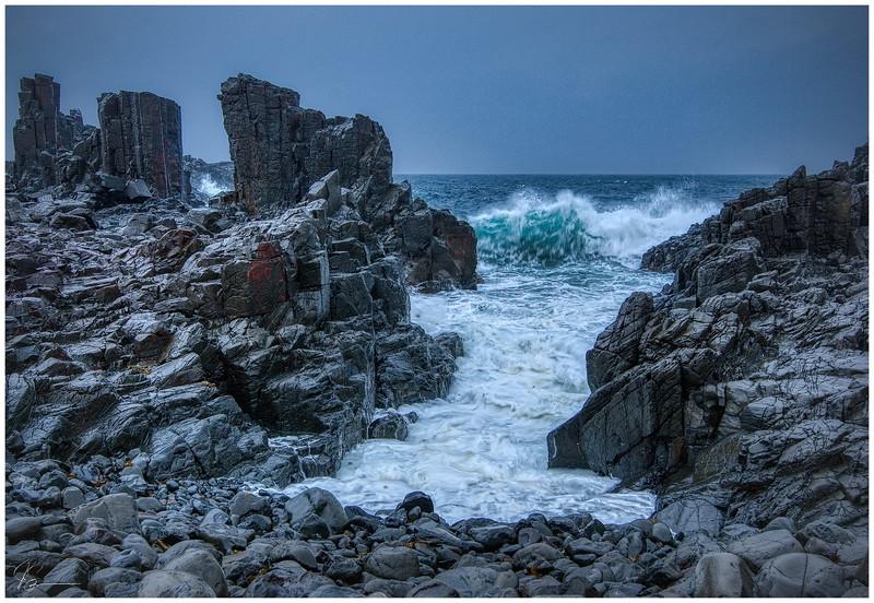 Bombo greys and Waves...