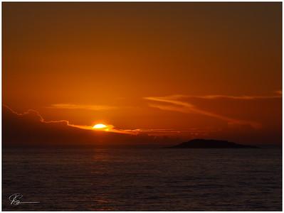 Five Island Dawn.