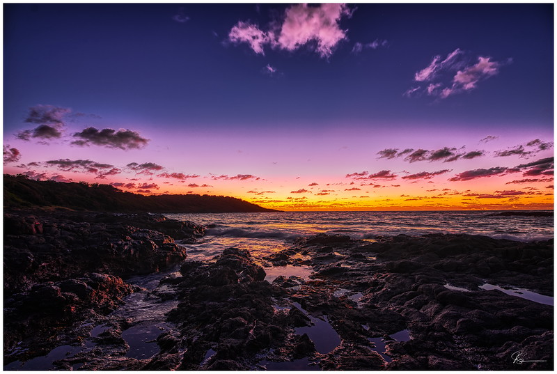 Maloneys Bay Dawn...