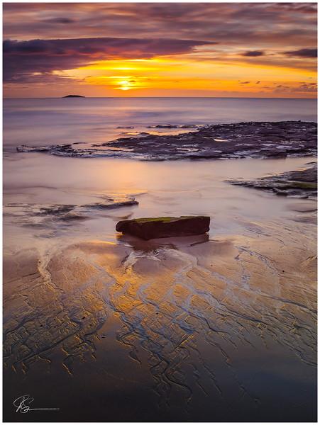 Dawn over MM Beach...