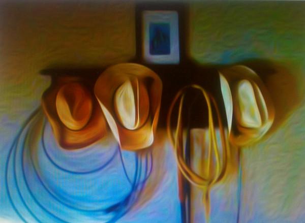 David Blackwell-Hats