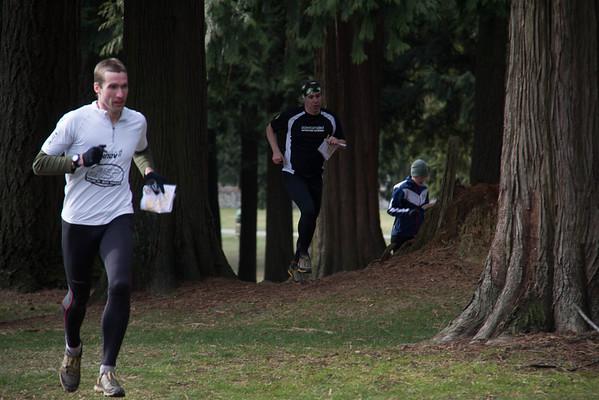 Vancouver Sprint Camp 2014, Sprint Relay