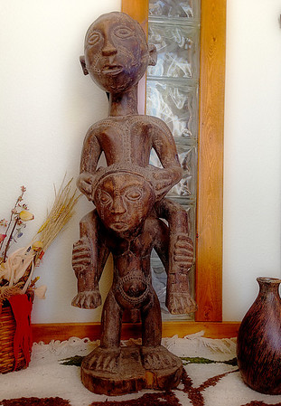 Ricky-African-Statue