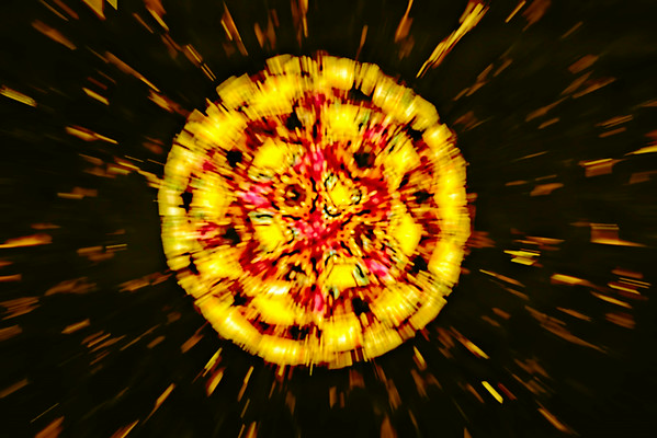 Rocky - Sunburst via Kaleidoscope