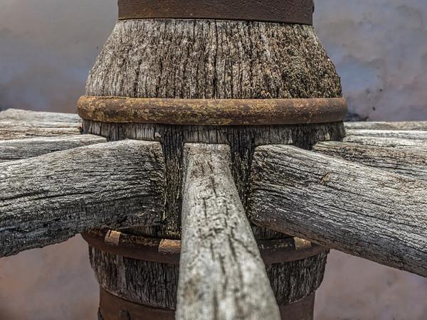 Gerald - Week 13 - Wooden
