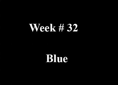 Week #32